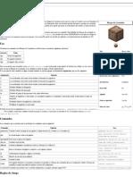Bloque de Comandos - Minecraft Wiki