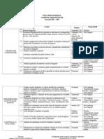 Plan Managerial Comisia Dirigintilor 2011-2012