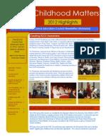 Ecce Council Newsletter 12 Mar 1050pm