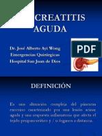 Pancreatitis Aguda Ppt
