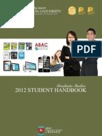 AU Student Handbook