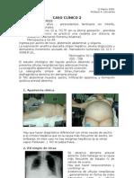 Tema 7b CANCER OVARIO CASO CLÍNICO 2
