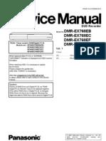 panasonic dmr ex77 ex87 service manual rh scribd com panasonic dvd recorder dmr-ex77 manual panasonic dvd recorder dmr-ex77 manual