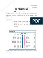Tema 12a Cancer de Pancreas