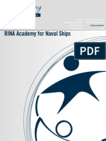 RINA Academy for Naval Ships