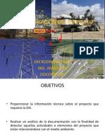 CARACTERIZACIÓN DEL PROYECTO EVALUACION DE IMPACTO
