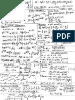 Formulario Teoria segnali