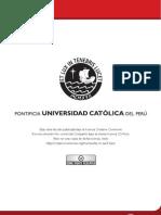 Los Docentes en El Proceso de Gestin de Un Currculo Por Competencias - Estudio de Casos en Tres Centros Educativos de Barranco