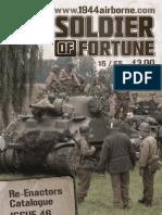 SOF Reenactor Cat Issue 46 UK WW2