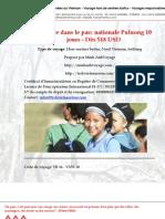 Randonnée dans le parc nationale Puluong 10 jours - Dès 518 USD