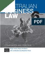Australian Business Text Book Sample