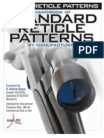 Standard Reticle Patterns 2012