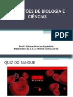 Sugestoes de Biologia e Ciencias