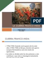 Unidad 2 La Guerra Franco-India - Esteban Morales