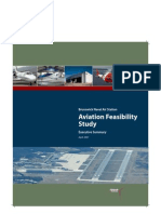 Aviation Feasibility Study - Executive Report
