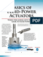 Fluid-Power Actuators Basics