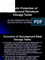 Cathodic ProtectionTanks