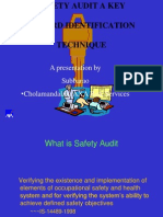 Gipp t Safety Audit