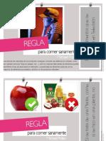 Reglas de Alimentacion Pollan