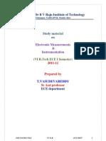 Emi Course File