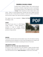 Prempeh College - Brief History