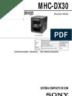 HCD-DX30