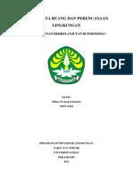 Tugas Tata Ruang Dan Perencanaan Lingkungan