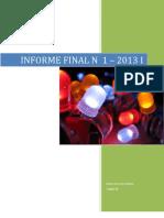 Informe Final N° 1