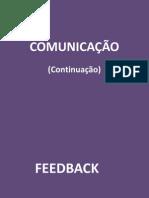 AULA 3 e 4- COMUNICAÇÃO