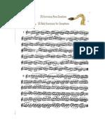 25+Exercicios+Para+Saxofone.pdf