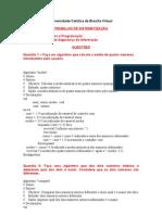 Trabalho de Sistematização_2ºSemestre2012