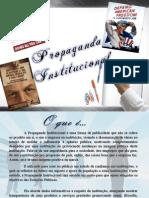 Propaganda Institucional
