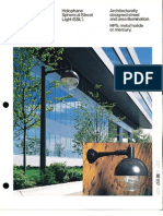 Holophane Spherical Street Light (SSL) Series Brochure 6-78