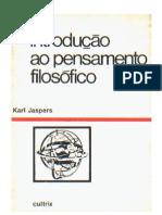 JASPERS, Karl. Introdução ao pensamento filosófico.pdf