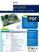 GoldenBeach-525S5ProductBrief