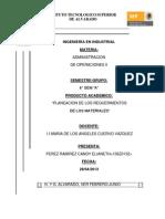 Inv. Unidad II Cuervo Lista