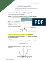 función cuadrática 2