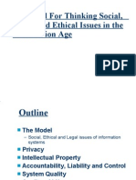 A Model for Thinking Social, Legal