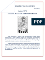 Albert Mackey Simbolismo Francmasonico Leyenda Escaleras de Caracol