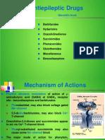 Antiepileptics Medicinal Chemistry