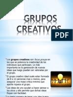 GRUPOS CREATIVOS