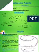 Hypoglycemics Medicinal Chemistry