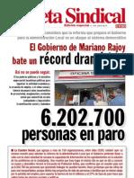 Pub94663 Gaceta Sindical (Edicion Especial n 152) La Cumbre Social Analiza La Reforma de La Administracion Local