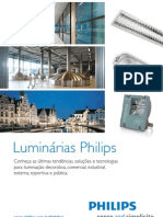 Catalogo Luminarias Distribuicao Philips