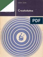 098 Leon Ţopa - Creativitatea [1980]