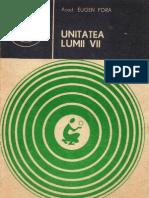 107 Eugen Pora - Unitatea lumii vii [1980]