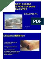Soins Palliatifs Et Escarre
