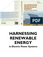 Harnessing Renewable Energy in Electric Power Systems
