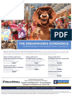 Royal Caribbean & Dreamworks