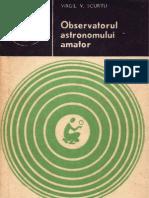 117 Virgil V. Scurtu - Observatorul astronomic amator [1980]